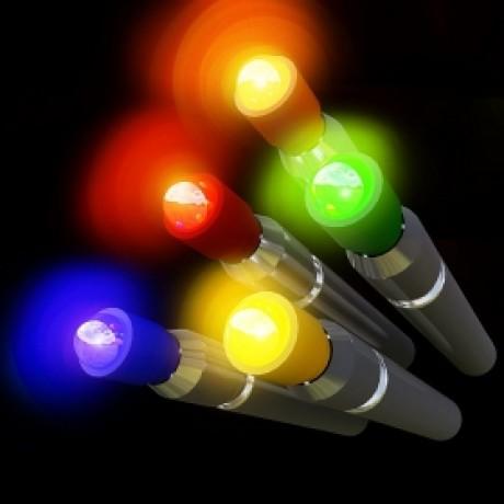 OKBUYNOW LED Bobber Light for Archery Nocks, Fishing - 12PCS