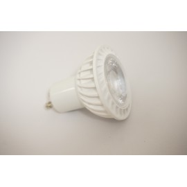 MR16 GU10 GU5.3 Ampoule LED 6W LED Downlight COB Dimmable Lampe Spot Lights warm white / cold white