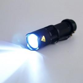 Mini LED Flashlight Waterproof Powerful LED Flashlight Tactical Flashlight 2000 Lumens Zoomable CREE 3 Modes LED Torch Linternas