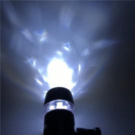 5 LED Waterproof Bicycle Light Lamp Bike Front Headlight Safety Flashlight Bracket Lantern Flashlight For Bicycle