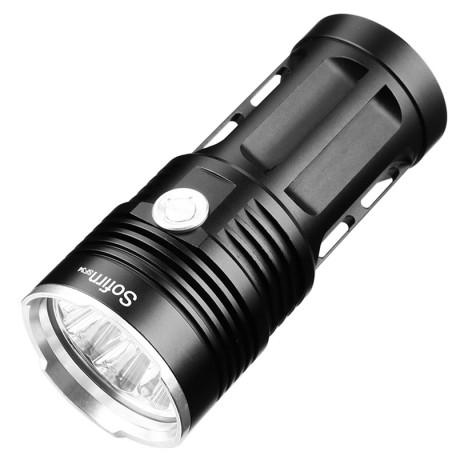 10T6 11T6 12T6 13T6 14T6 XML T6 Ultra Bright LED Flashlight 18650 Portable High Power Tactical Flashlight 5 Modes Hunt Camping