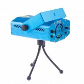 RG Mini Laser Projector DMX LED Stage Lighting Professional DJ Equipment Strobe Dance Disco Light Home Party Show Lights
