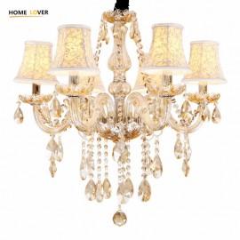 Modern Chandelier Lighting K9 lustres de cristal moderne lustre for home lighting Bedroom Kitchen Dining Crystal chandelier lamp