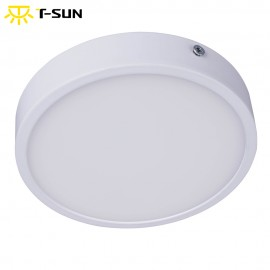 T-SUNRISE 8W/16W/24W/32W Square/Round Led Panel Light Surface Mounted leds Downlight ceiling down AC85-265V lamp