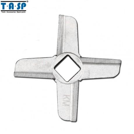 2 Pieces Meat Grinder Parts #5 Blade Mincer Knife 86.1007 Fits Bosch Zelmer