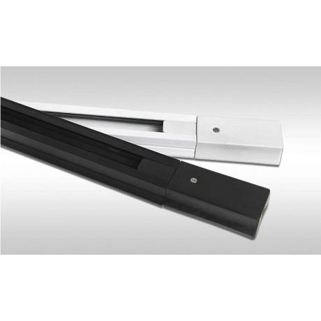 (EICEO) 0.5m LED Track Light Rail Track Lighting Fixture Rail For Track Lighting 2 wires light Track Lamp Rail