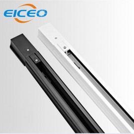 (EICEO) 0.5m LED Track Light Rail Track Lighting Fixture Rail For Track Lighting 2 wires light Track Lamp Rail