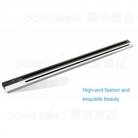 1m Aluminium fixture track rail for Led track lighting spotlight