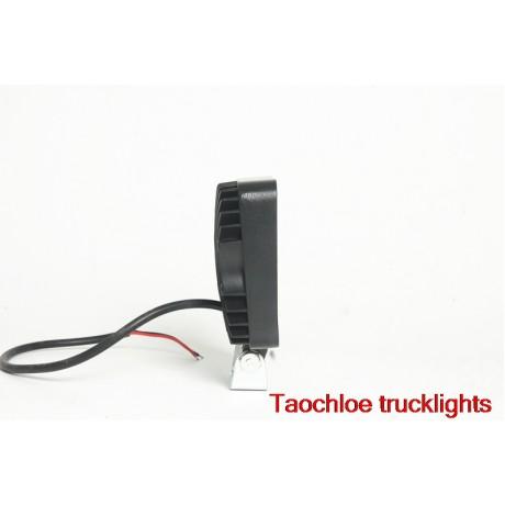 2X Car LED work Light antifog running 4''  27W 10-30V Spot 30 Fog light snowmobile  Motorcycle Tractor Truck Trailer SUV 4WD 4x4