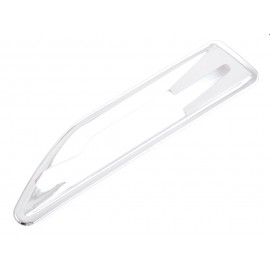 Car Styling ABS Chrome Side Light Decoration Trim Cover For KIA RIO K2 auto accessories