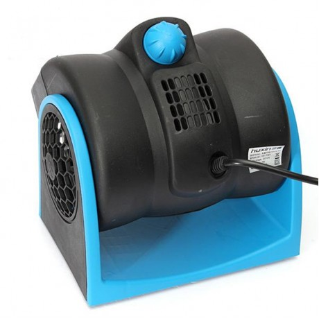 Car 12V 24V No leaf Air Conditioning Fan Mute Car Fan Super Power Adjustable speed Turbine Fan #B1094