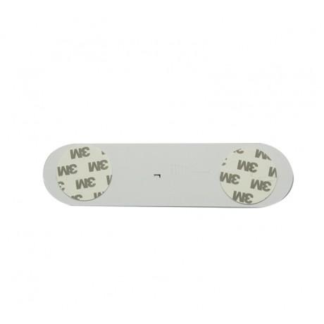 1Pcs LED Closet Cabinet ABS 4 LED Night Light White