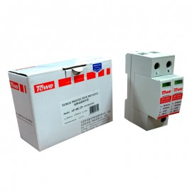 TOWE CLASS C surge protective device 40kA 2P SPD over voltage protector