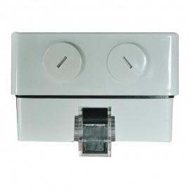 TOWE TW-F-CZ-G10/FS Waterproof socket outside industrial five hole socket 10A IP66