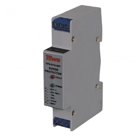 TOWE AP -D10-12V single phase low-voltage power protect Imax:2KA,Un:12V- Up:70V  Thunder protector
