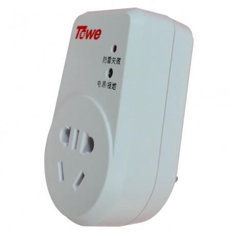 TOWE AP-1011S professional surge protection socket converter surge protection 10kA