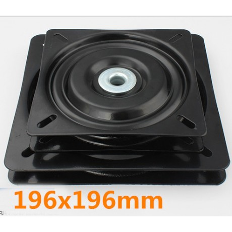 196mm Turntable Bearing Swivel Plate Lazy Susan! Great For Mechanical Projects Hardware Accessories