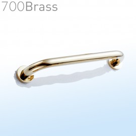 700Brass, 30cm, Grab Bar, Polished Gold, FS01GJ30, solid brass
