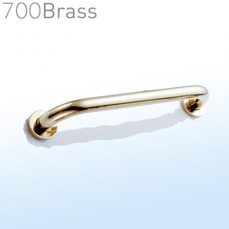 700Brass, 30cm, Grab Bar, Polished Gold, FS01GJ30, solid brass