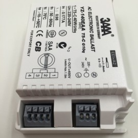 YZ140EAA-T5-C 40W AC Electronic Ballast For T5 Ring Lamp Standard Rectifiers