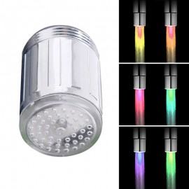 3 Style Fashion LED Glow Faucet Water Stream Mini Faucet Lighting Tap Kitchen Bathroom Accessories Tool