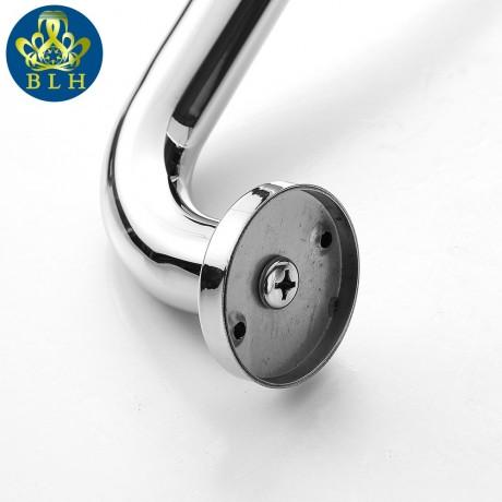 BLH Stainless Steel Chromed Bathroom Toilet Safety Handle Helping Grab Bar Bathtub Handrail Polishing Modern Design