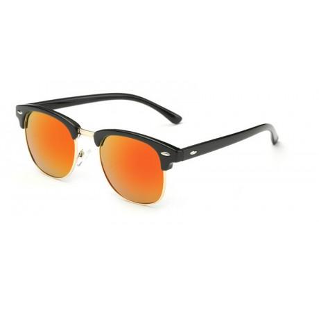 Dokly Designer Club Polarized Sunglasses Half frame sunglasses Club Elegant Metal Star Master women Gafas Retro Prince mirror