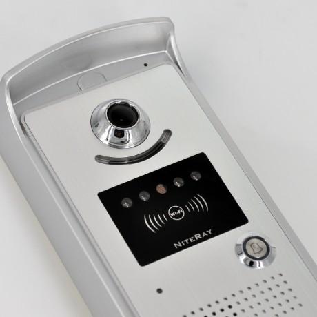 IP55 Waterproof Wireless Video Door Phone Video Door Bell Camera Support Motion Detecting and Remote Unlock Door