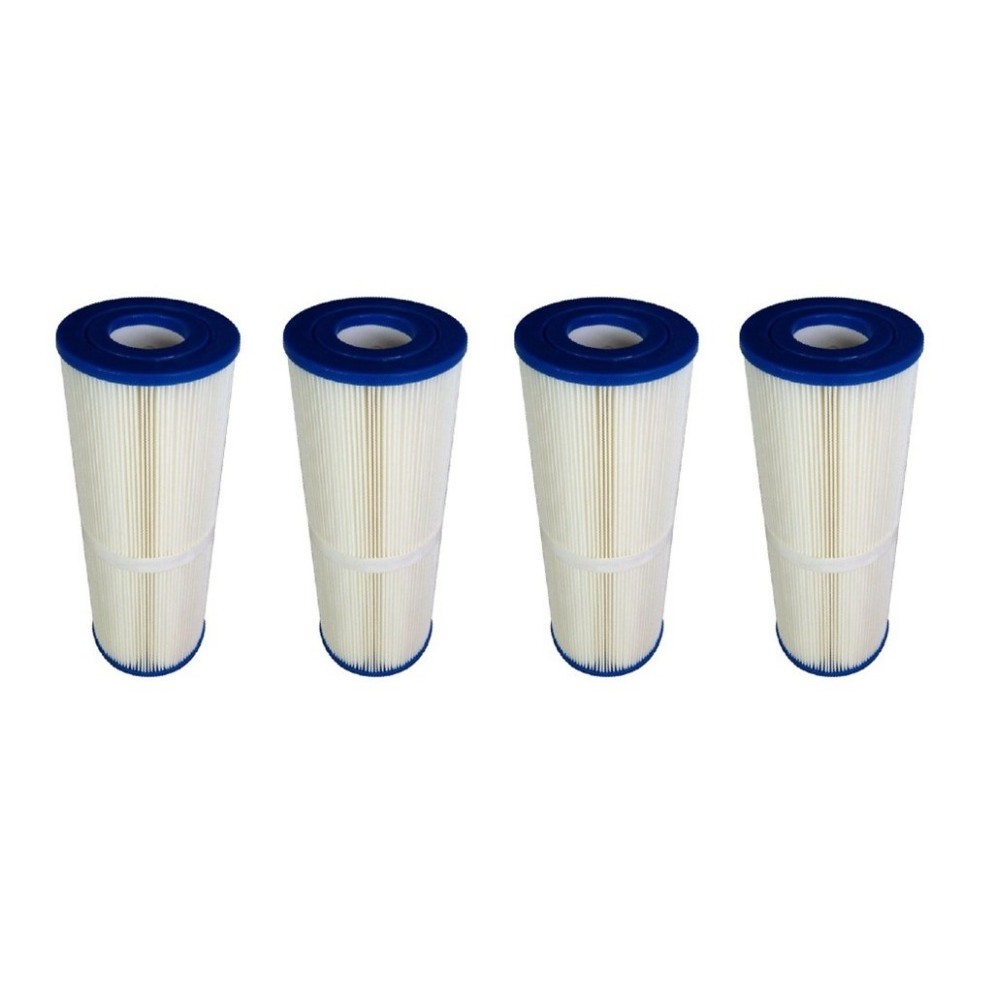 4pcs hot tub Cartridge filter size 338mm x125mm,54mm hole,unicel C-4326r& spa filter FilburFC-2375 Darlly 42513