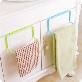 High Quality Towel Rack Hanging Holder Organizer Bathroom Kitchen Cabinet Cupboard Hanger