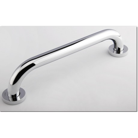 320mm solid brass chrome Bathroom Handrail Bathtub handrail armrest The elderly armrest