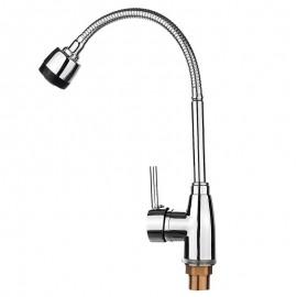 New Zinc Alloy Rotating Faucet 360 Degree Rotatable Hot Cold Mixer Tap Kitchen Wash Basin Faucets For Home Bathroom Tools