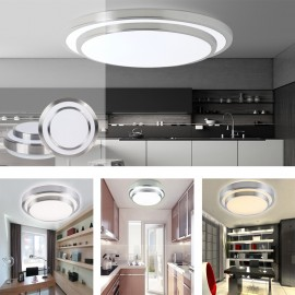 Ceiling Lights LED modern lighting bedroom livingroom lampshades surface mounted balcony 24W 36W 48W AC220V-260V ceiling lamp