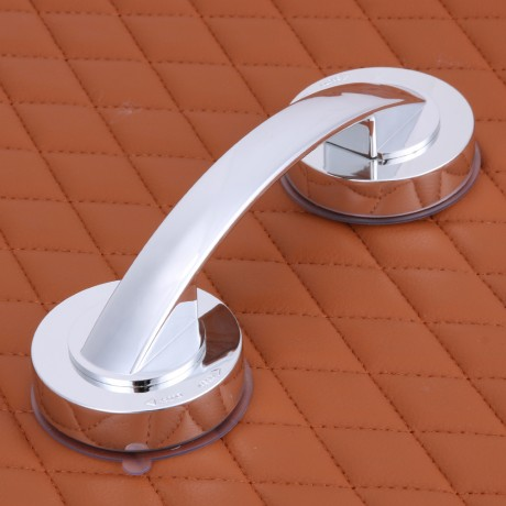 Suction Cup Style Handrail Handle Strong Sucker Hand Grip Handrail to Keep Balance for Bedroom Bath Room Bathroom Accessories