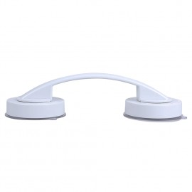 Bathroom Shower Room Safety Toilet Grab Bar Handle Anti Slip  Suction Cup Handrail for Glass Door Bathroom Office