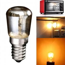 Mabor High Tmperature 300 Degree T25 Oven Cooker Light Bulbs 240v SES E14 Home