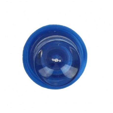 10x W5W LED nightlight bulb 158 168 194 T10 2825 Xenon blue ceiling effect