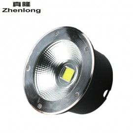Zhenlong Led Underground Lamp 10W 20W 30W 50W Waterproof IP67 High Power COB Buried Lights Outdoor Flood Light AC85-265V
