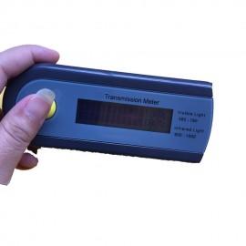 Solar Films Tester / Visible Infrared barrier test instrumentation light solar transmittance, infrared blocking rate light meter
