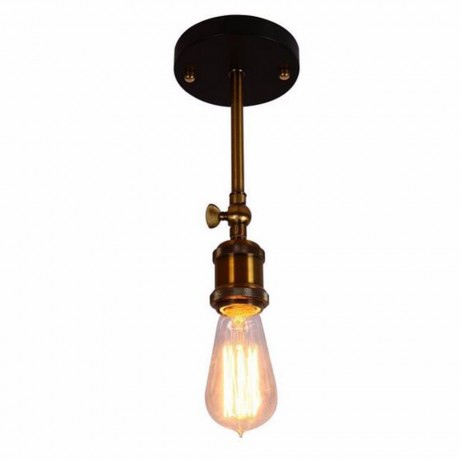 Louis Poulsen Sconce Wall Lights Vintage E27 Plated Loft Iron Wall Lamp Retro Industrial Bathroom Stair Antique Lamp Luminaria