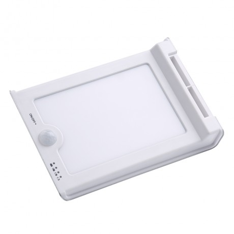 2pcs/lot Super Bright 46 LED Outdoor Solar Wall Light With PIR Motion Sensor Security Waterproof Wall Lamp For Garden Street