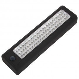Modern Light New 72 Super Birght Lamp Cool White LEDs Inspection / Work Light Lamp with 3 Strong Magnetic & Hook Balcony