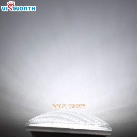 Par56 Swimming Pool Light  AC/DC12V~24V SpotLight 24W 36W Fountain Bulb IP68 Waterproof Underwater Outdoor Light Warm Cold White