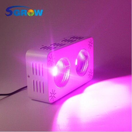 200W /400/800W COB Led Grow Light Full Spectrum,8 Band Color Ratio ,90 degree Reflector for indoor plant Veg/Bloom