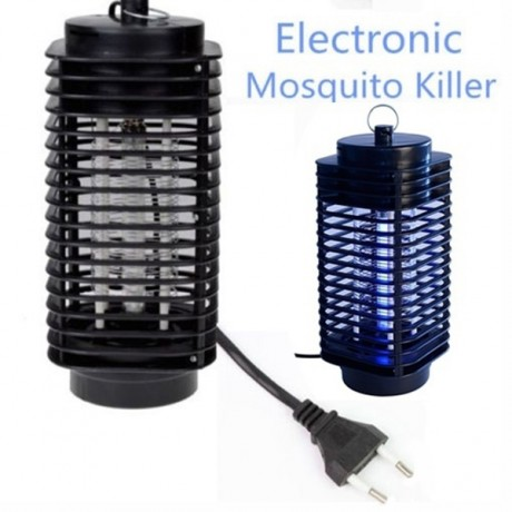 Electric Mosquito Killer Moth Killing Insect LED Bug US/EU 220V Zapper Fly Lamp Trap Wasp Pest --M25